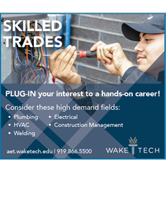 Consider these high demand fields: Plumbing, HVAC, Welding, Electrical, Construction Management