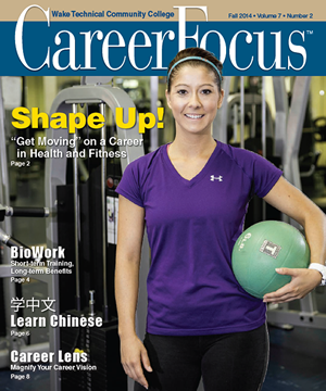 Fall 2014 Career Focus Cover