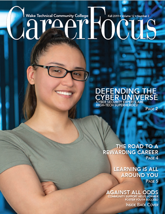Fall 2018 Career Focus Cover