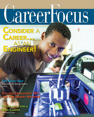 Fall 2015 Career Focus Cover
