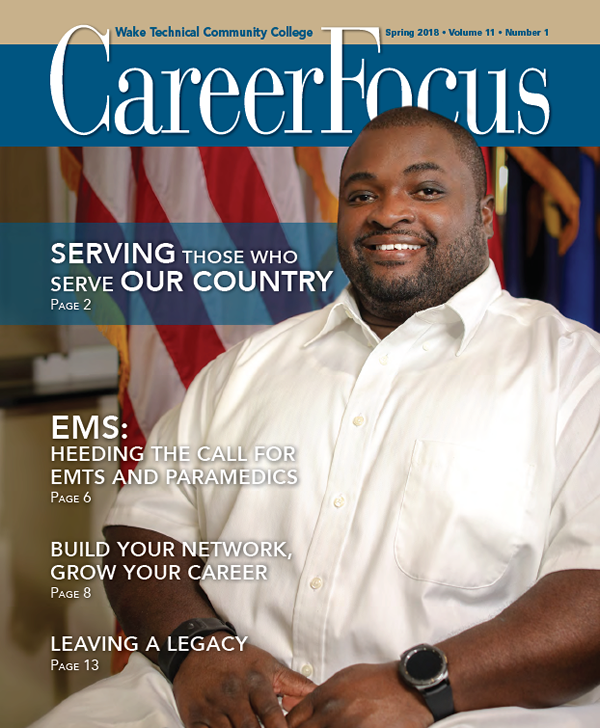 Current Career Focus Cover