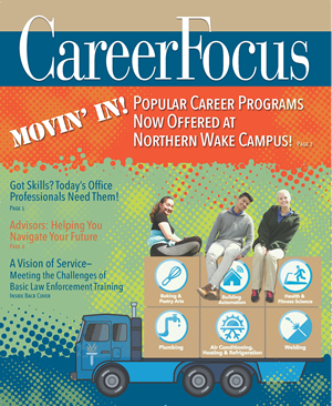 Fall 2017 Career Focus Cover