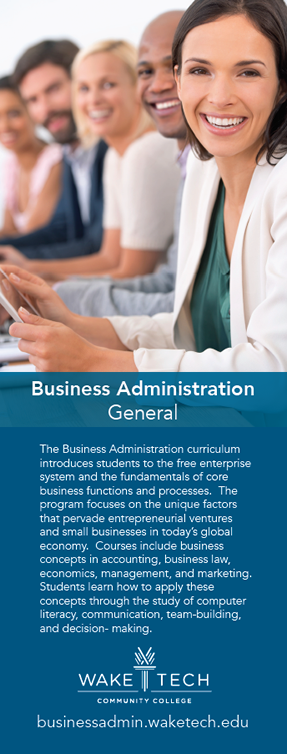 Business Administration - General