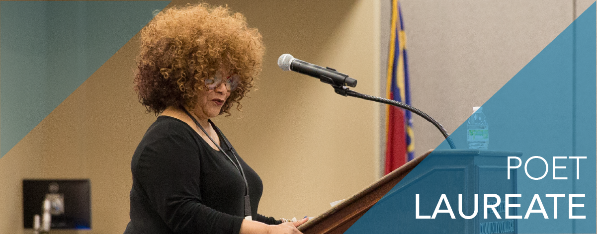 Read More: NC Poet Laureate Jaki Shelton Green Visits Southern Wake Campus