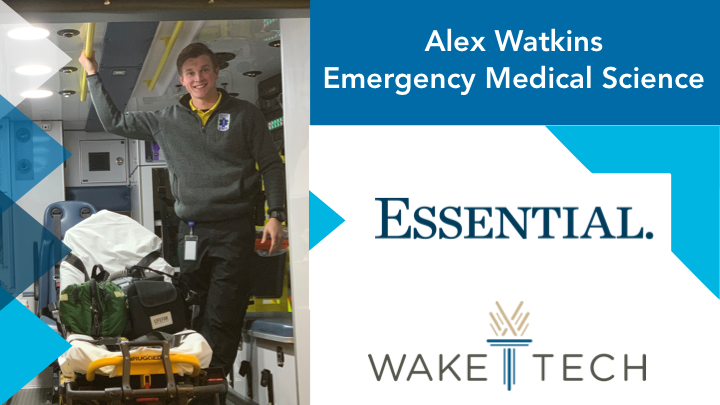Alex Watkins - Emergency Medical Science - Essential
