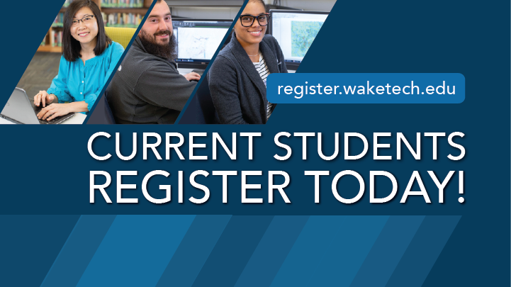 Current Students Register Today