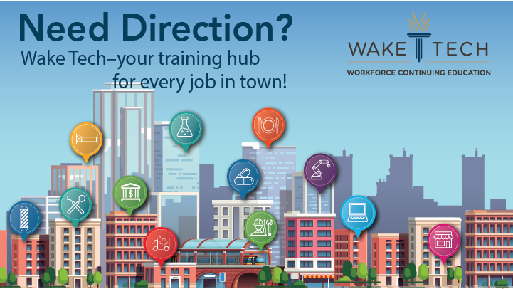WCE - Need Direction? Your training hub for every job in town.