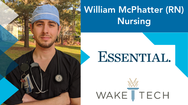 William McPhatter (RN) - Nursing - Essential
