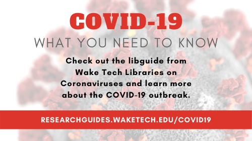 A weblink for resources regarding COVID-19