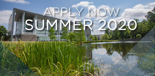 Apply Now! Summer 2020