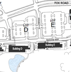 Campus Map | Wake Technical Community College