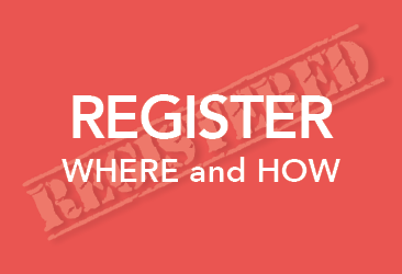 Where and How to Register