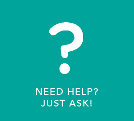 Need help? Just ask! Contact us