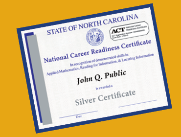 Career Readiness Certificate