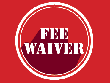 Fee Waiver Eligibility