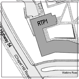 Printable Map of RTP Campus