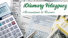 Diomary Velazquez Irizarry- Professional Tax Services