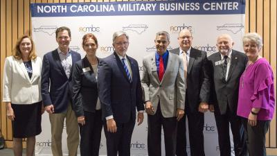 RTP Campus Expands Resources for Veterans and Businesses