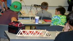 Campers Building Structures
