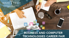 Computer Technologies and Business Technologies Career Fair