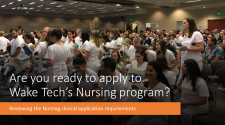 Are you ready to apply to the WTCC Nursing program?