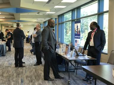 Wake Tech Summit Welcomes Veterans And Families