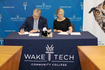 Wake Tech Graduates Have New Opportunity to Transfer to WGU
