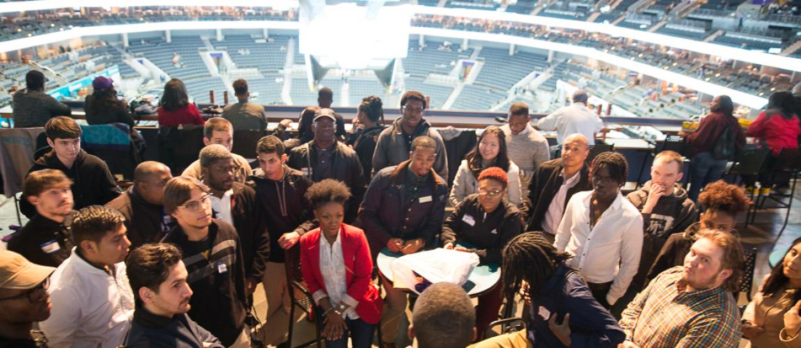 Careers in Sports: Charlotte Hornets Create a Buzz for Wake Tech Students