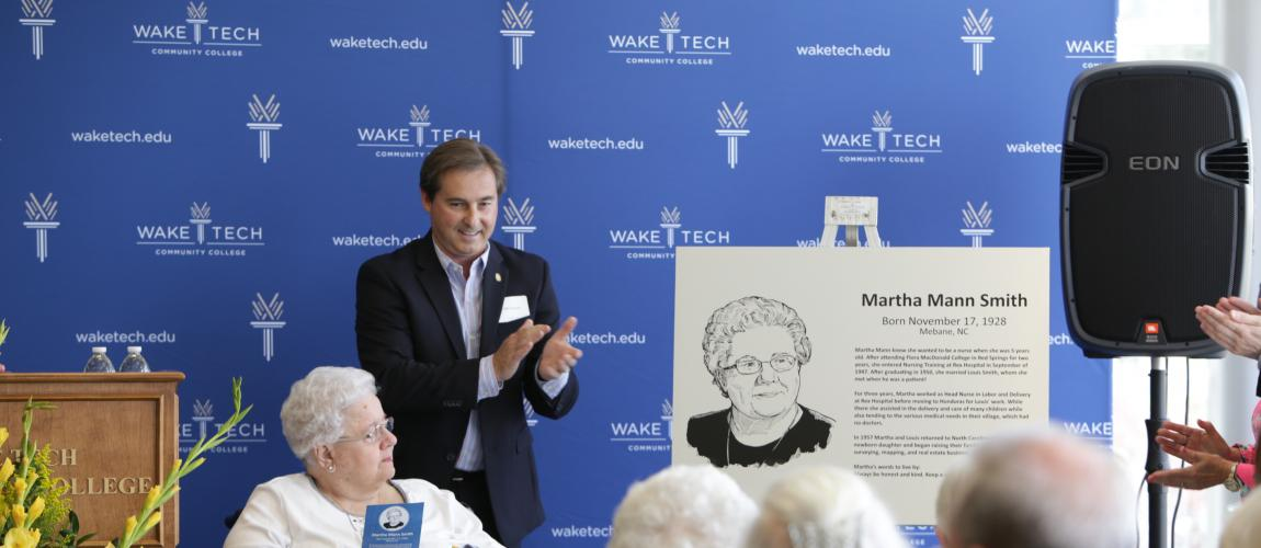 Dedication Ceremony Celebrates Historic Donation