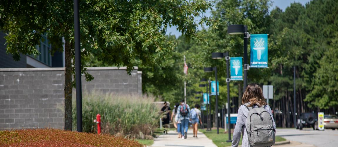 Wake Tech Welcomes Students in Limbo