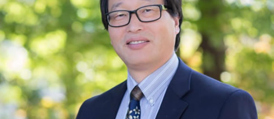 <div>Dr. Kai Wang Recognized as Staff of the Year</div>
