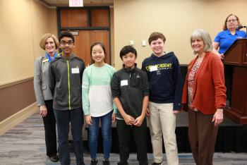 Local Students Compete in Annual Math Contest