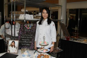 Wake Tech Students Showcase Baking Skills and Talents