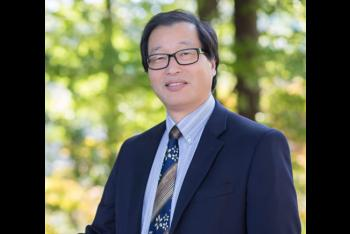 Dr. Kai Wang Recognized as Staff of the Year