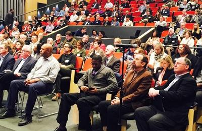 Design and Construction Symposium Attracts Huge Crowd