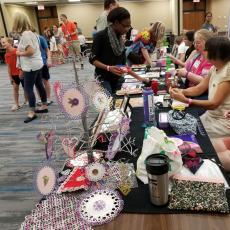 Wake Tech Hosts Raleigh Mini Maker Faire