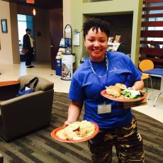 Former Foster Youth Celebrate Early Thanksgiving at Butterball