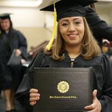 Wake Tech High School Equivalency Grads Honored