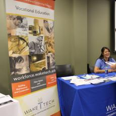 Wake Tech Open House Showcases Workforce Training