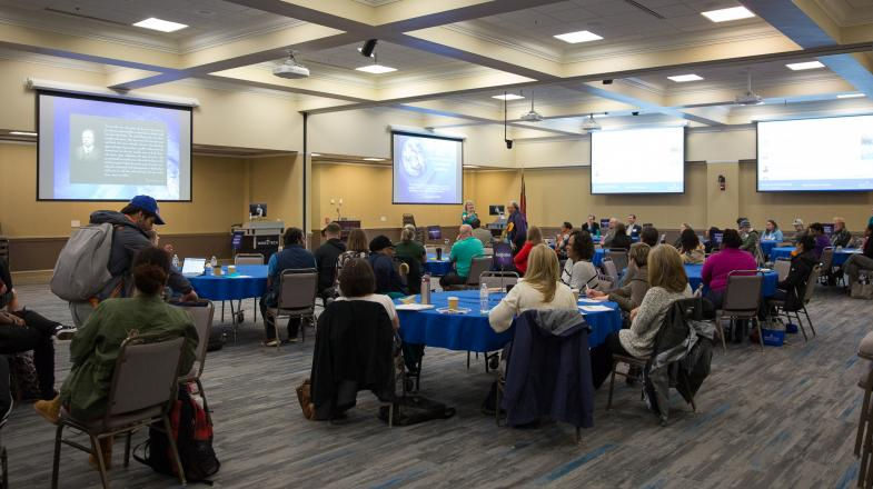 Future Forward Summit Explores Transformational Learning