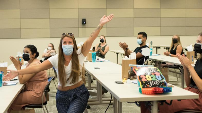 Wake Tech Recognizes Record Number of Dental Assisting Graduates