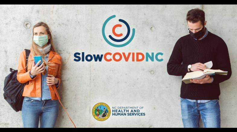 Wake Tech Partners with NCDHHS to Announce New Tool to Help Slow Spread of COVID-19