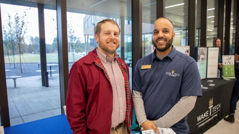 Open House Highlights Wake Tech Programs and Resources