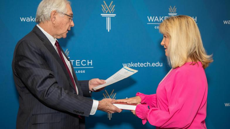Jeanene Martin, Member, Wake Tech Board of Trustees
