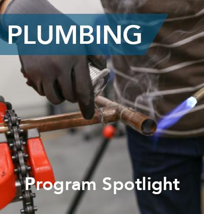 Program Spotlight on Plumbing