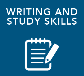 Writing and Study Skills