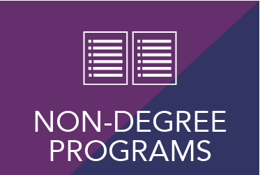 Non-Degree Programs - Workforce Continuing Education