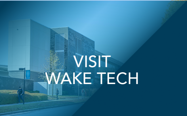 Wake Tech 2021-2022 Calendar Become a Student | Wake Technical Community College