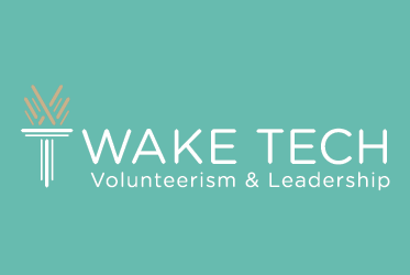Wake Tech Volunteerism and Leadership