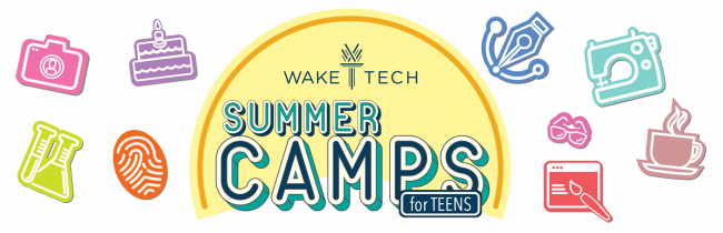 Summer Camps For Teens Wake Technical Community College